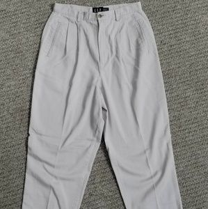 Stone colored pants from Gap, size 10
